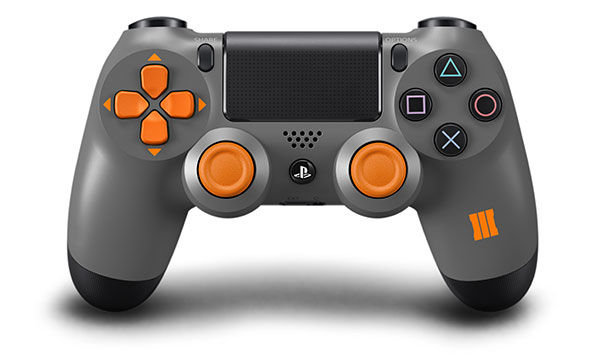 Manette PlayStation 4 Edition Limitée Call of Duty : Black Ops III