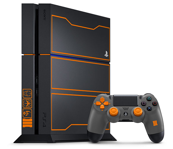 PlayStation 4 Edition Limitée Call of Duty : Black Ops III