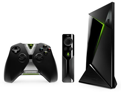 Console Nvidia Shield Android TV (image 2)