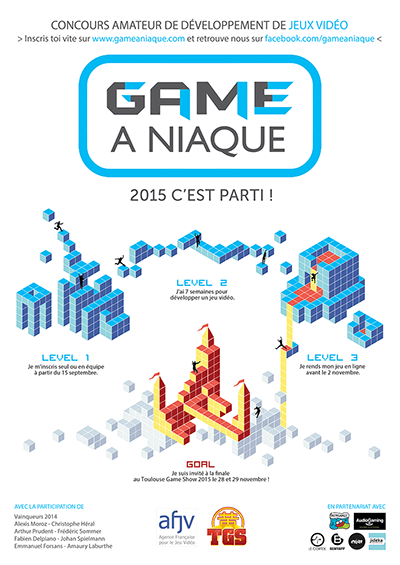 Game à Niaque 2015