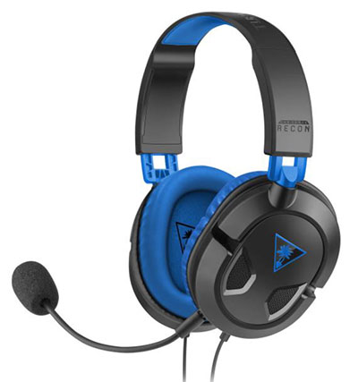 Casque gaming Recon 60P