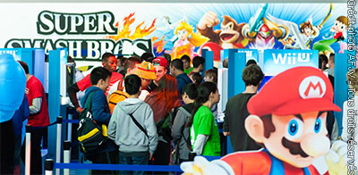 Stand Nintendo Paris Games Week