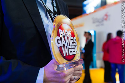 Trophées Paris Games Week 2015