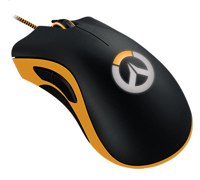 Souris gaming Razer DeathAdder Chroma Overwatch