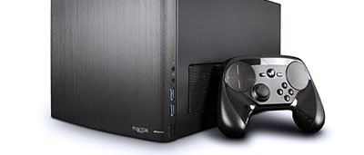 Materiel.net lance la premiere Steam Machine