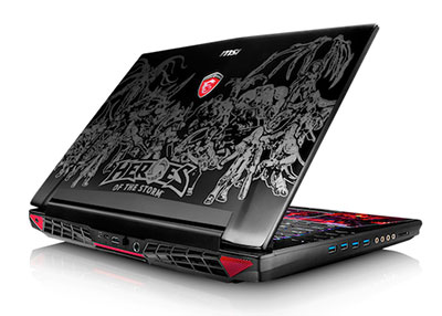 Ordinateur portable MSI Heroes Edition (image 3)