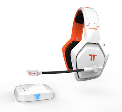 Casque sans-fil Tritton Katana HD 7.1