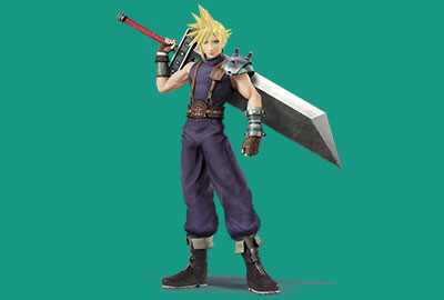 Cloud de Final Fantasy VII