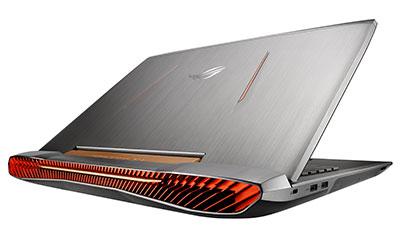 g752 nouveau pc portable gaming asus rog. Black Bedroom Furniture Sets. Home Design Ideas