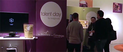 Talent Day les 2 et 3 decembre