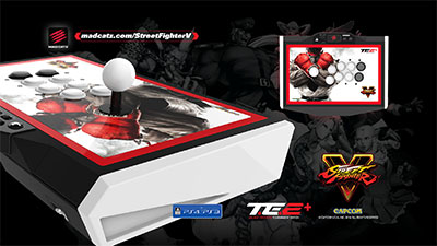 Street Fighter V Arcade FightStick TE2+