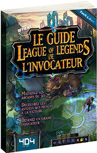 Le guide League Of Legends de l'invocateur