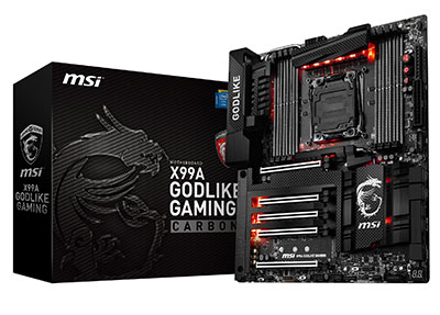 X99A Godlike Gaming Carbon