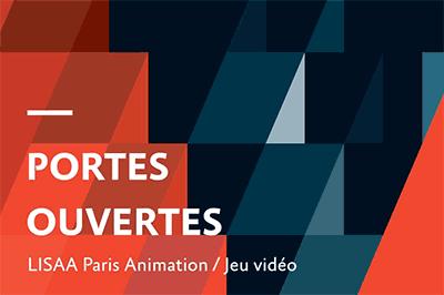 Journ es portes ouvertes lisaa paris animation jeu vid o - Animation portes ouvertes ...