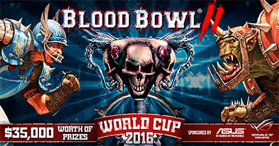 Coupe du Monde de Blood Bowl 2