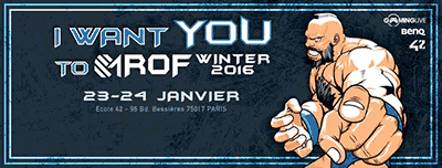 I Want You to ROF Winter