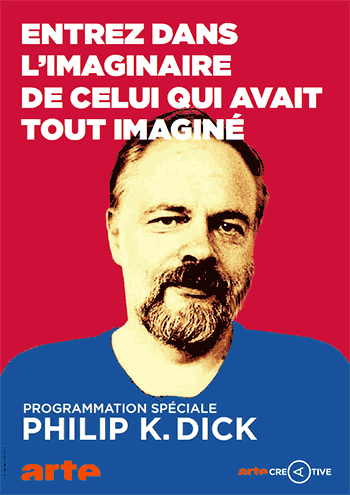 Philip K. Dick par Arte