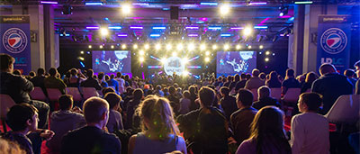 "L'ESWC devient ""eSports World Convention"""
