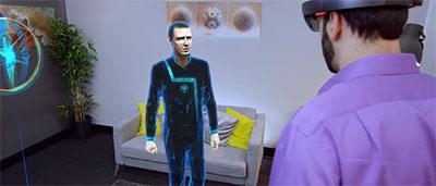 Asobo devoile ses premiers jeux holographiques