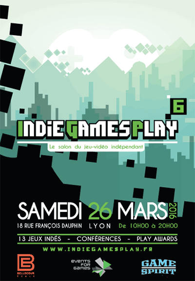 Indie Games Play #6