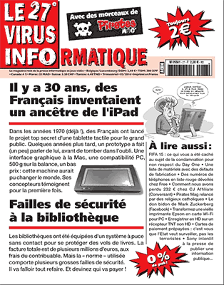 Le Virus Informatique