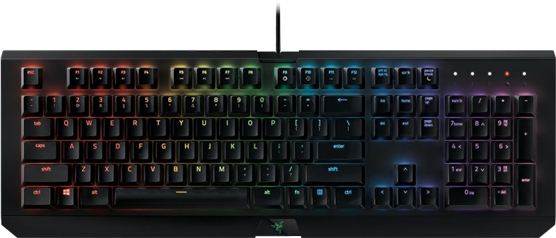 Clavier Razer BlackWidow X
