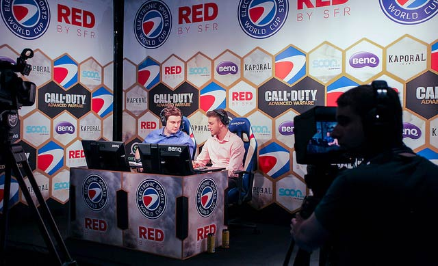 ESWC 2016 Call of Duty