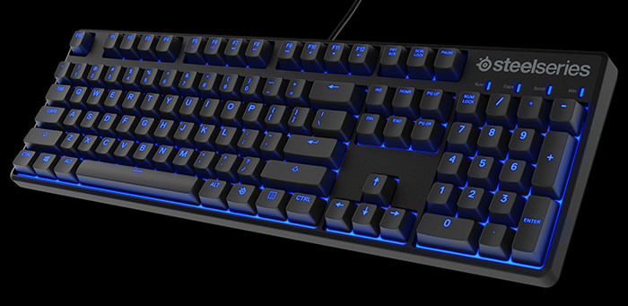 Clavier SteelSeries Apex M500