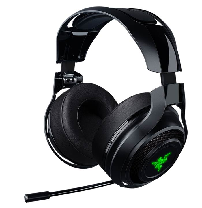 Casque Razer ManO'War