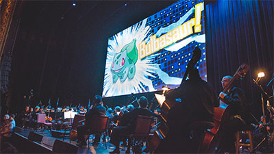 Concert Pokémon: Symphonic Evolutions (photo 2)