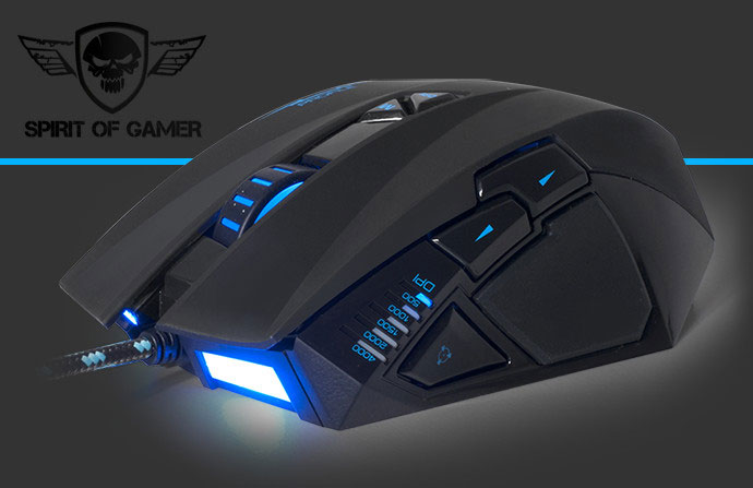 elite m60 une souris personnalisable pour pc gamer. Black Bedroom Furniture Sets. Home Design Ideas