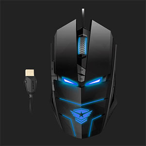 Spotter souris gaming