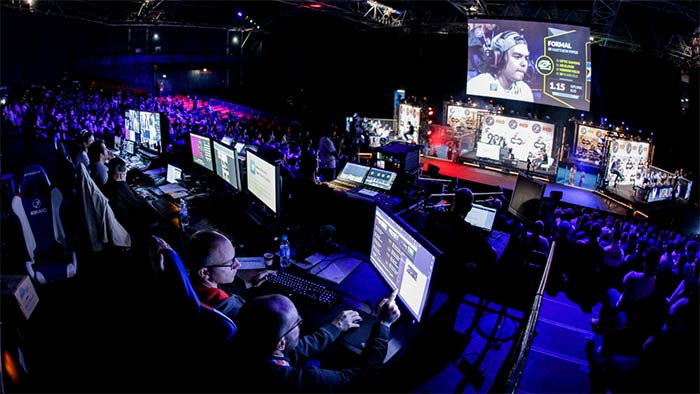 ESWC 2016 Call of Duty (image 1)