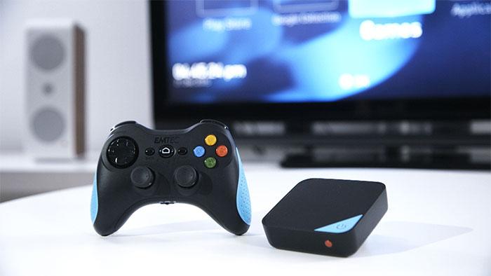 gem box une nouvelle console de jeux vid o android. Black Bedroom Furniture Sets. Home Design Ideas