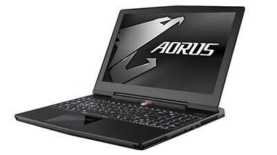 PC gamer X5S V5 d'AORUS (image 3)
