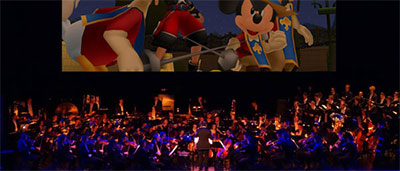 Concert Kingdom Hearts Orchestra - World Tour