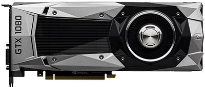 Nvidia lance la GeForce GTX 1080