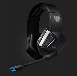 Sparkle casque Gaming 7.1 virtuel (noir)
