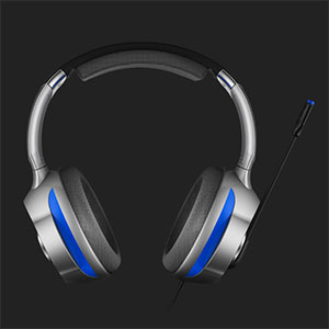 Trap casque gaming veritable son surround 5.1