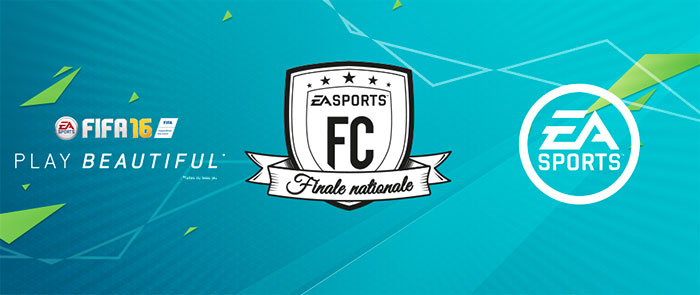 Finale Nationale de l'EA Sports FC 2016