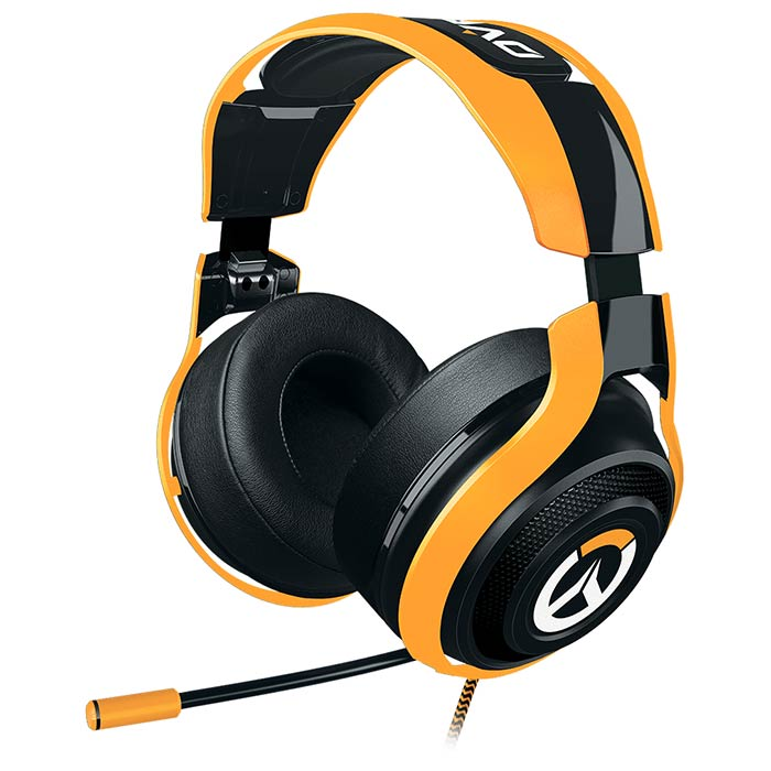 Casque Overwatch Razer Mano'war Tournament Edition