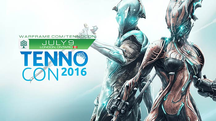 Tennocon 2016