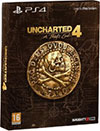 Uncharted 4 : A Thief's End Spe. Ed. PS4
