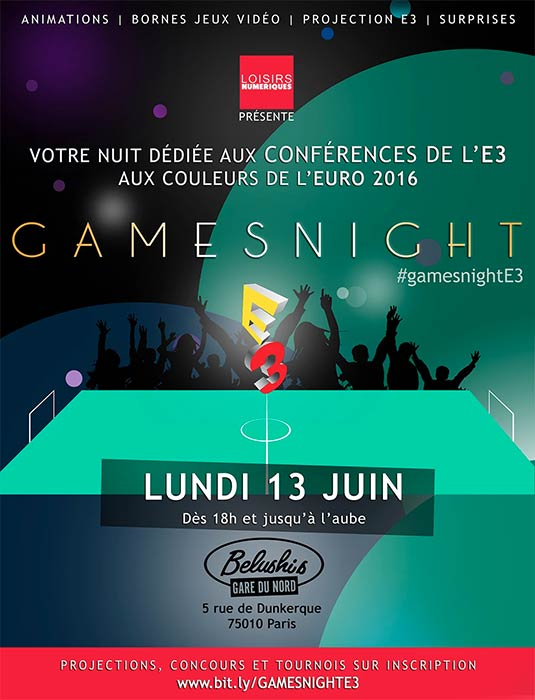 GamesNight E3 2016