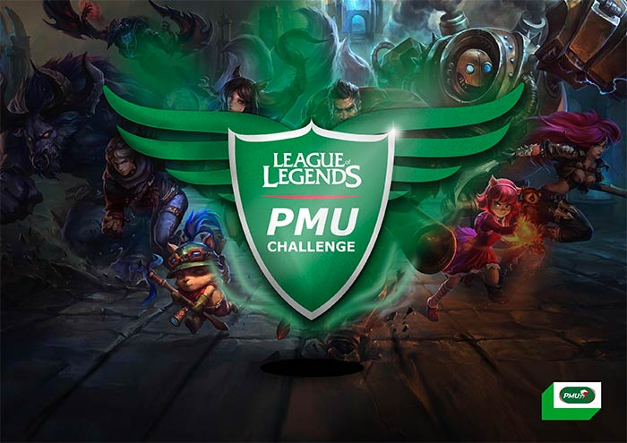 League of Legends PMU Challenge