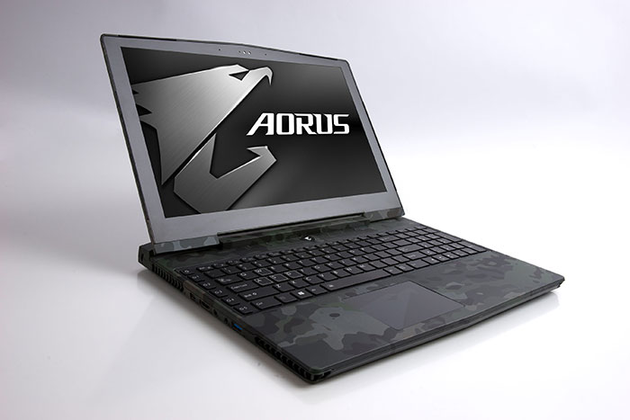 Aorus X7 Camouflage