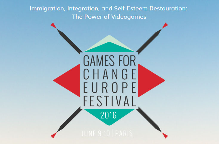Games for Change Europe Festival 2016