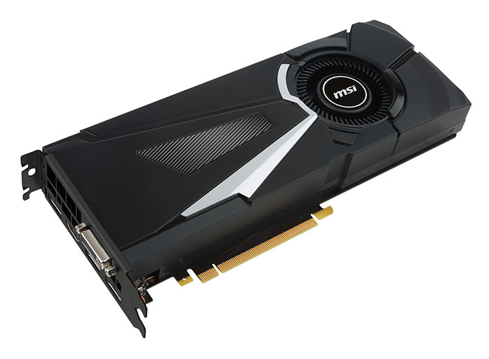 GeForce GTX 1070 Aero