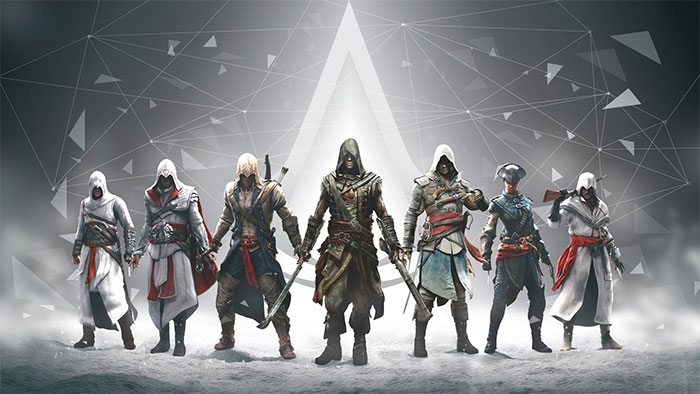 Assassin's Creed : 96 millions d'unités vendues