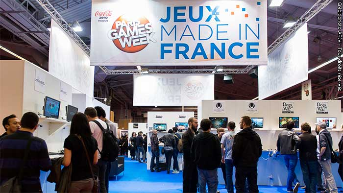 Stand Jeux Made in France